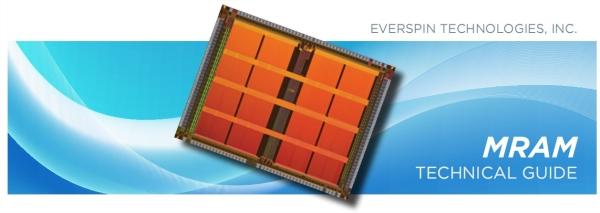 Everspin trabalha numa tecnologia avançada para construir a memória MRAM
