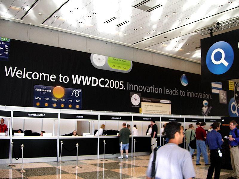 WWDC em 2005