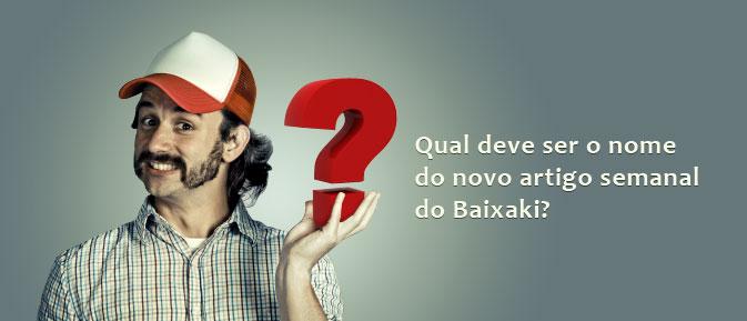 Promoção do  Baixaki!