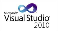 Logo do Microsoft Visual Studio 2010