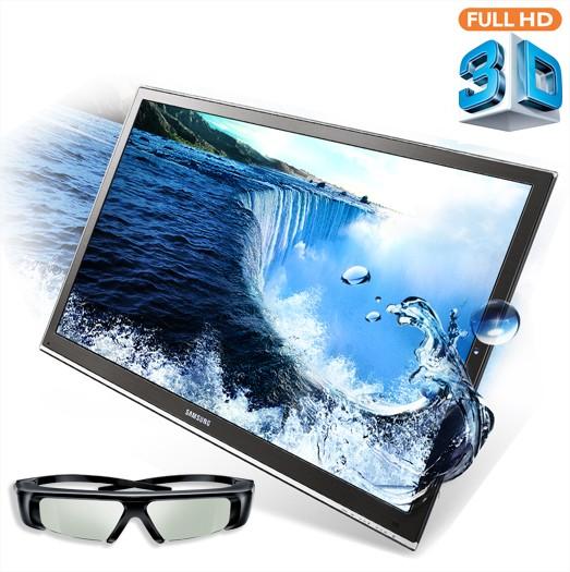 Imagens saltando da tela requerem óculos especiais