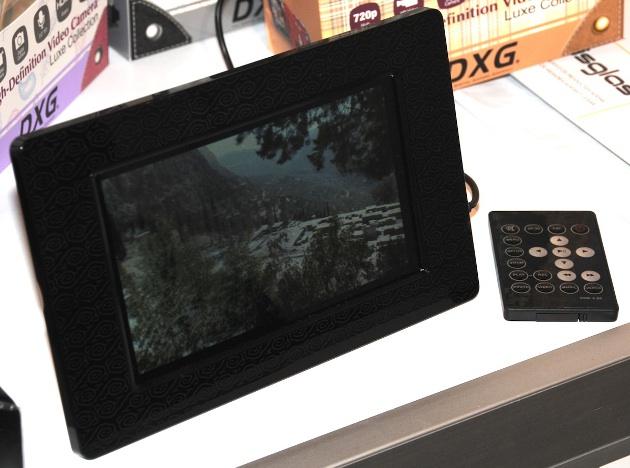 Monitor de 7  polegadas da 3DView.