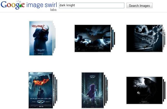 Imagens semelhantes são agrupadas no novo serviço da Google