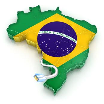 Banda larga no Brasil