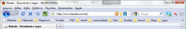 Cromo do Firefox 3.6