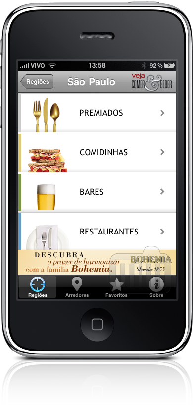 Veja as melhores dicas de bares e restaurantes!
