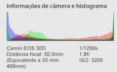 Informação EXIF no Google Picasa