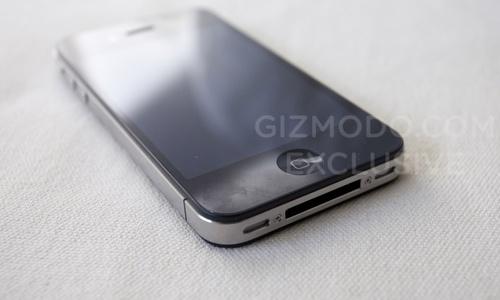 iPhone 4G em imagem do Gizmodo