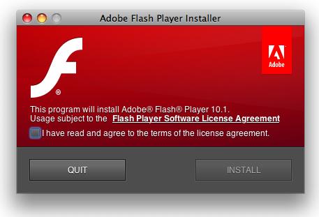 Novo Flash player para Mac já processa vídeo no hardware, economizando bateria.