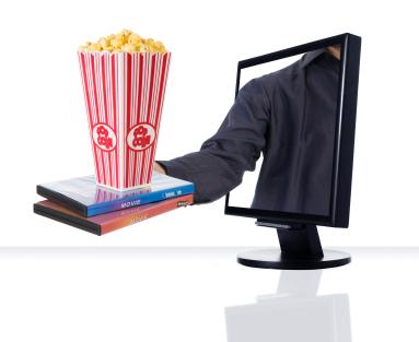 Alugar filmes sem sair de casa