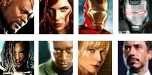 Buddy icons oficiais do filme
