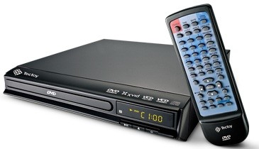 DVD Compact C100