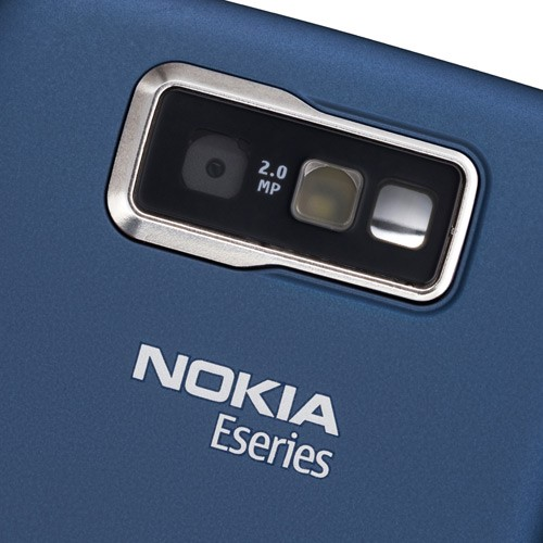 Câmera de apenas 2.0 megapixels