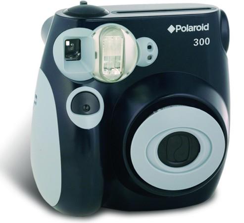 A Polaroid Pic-300