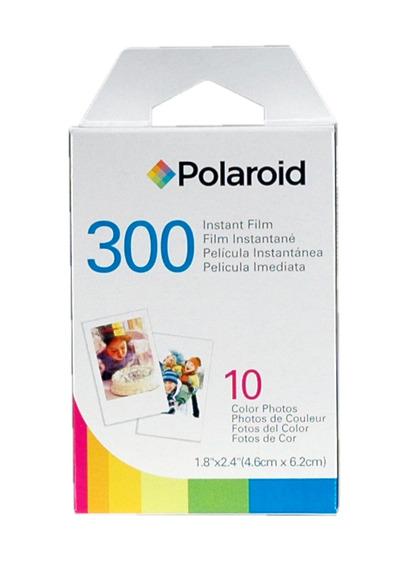Polaroid 300 Instant Film, para usar na novidade