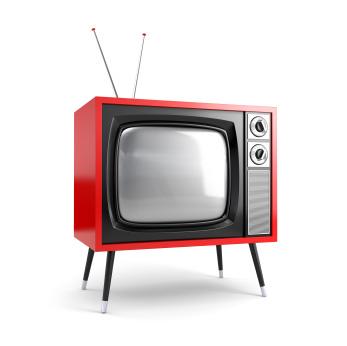 As TVs já foram assim