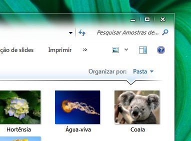 Windows 7 de visual novo