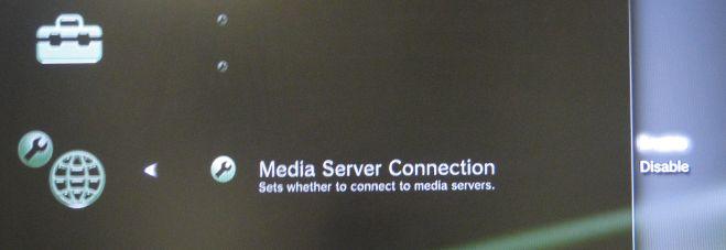 Autorize a localização de mídia!