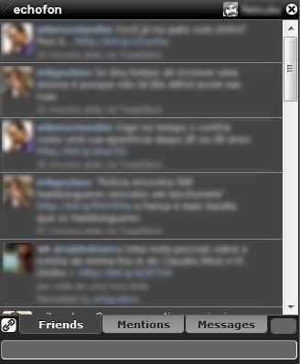 Seu Twitter direto do navegador