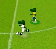 Jacarés craques de bola.