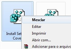 Mesclar