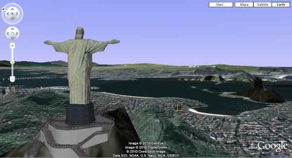 A ferramenta de visualização 3D do Google Maps deve melhorar