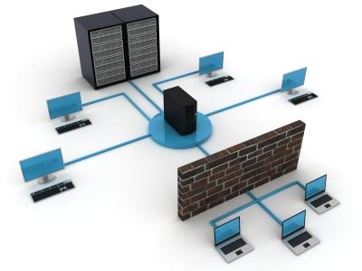 Um firewall te protege de ataques externos