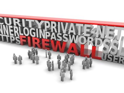 Configure seu modem e roteador com senha e certifique-se de que o Firewall está 100%