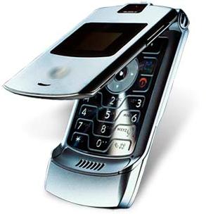 Outro celular.