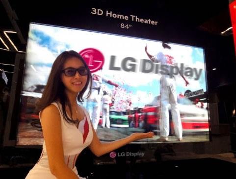 Televisão da LG