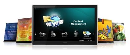 Sincronize todo conteúdo de mídia de um computador com o televisor da Samsung.