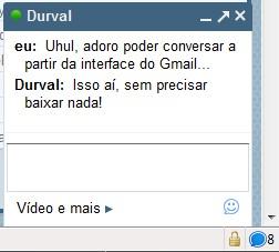 Diretamente do Gmail