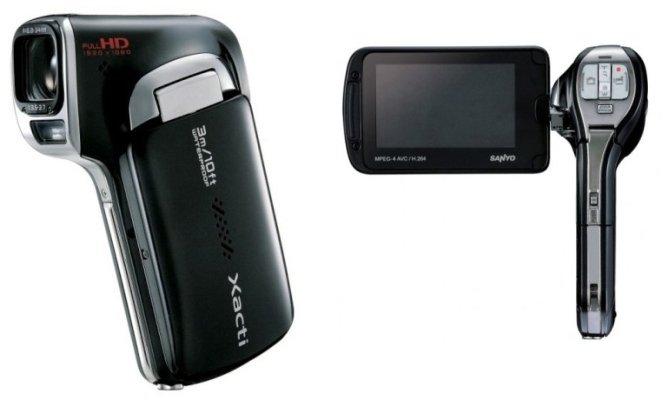Câmera Full HD á prova d´água
