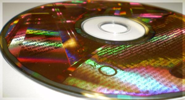 Os hologramas comprovam a autenticidade de discos.