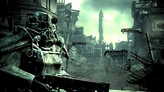Imagem do game Fallout 3.