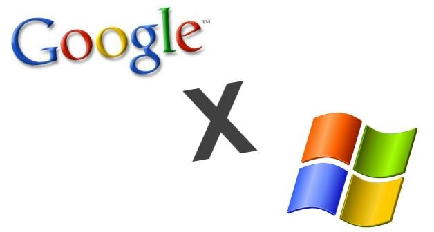 Google proíbe o Windows!