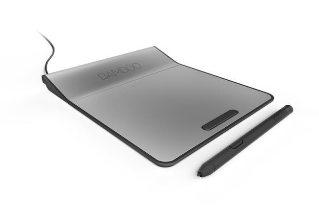 Bamboo Pad Wireless - Digitalisierer, Pen - drahtlos