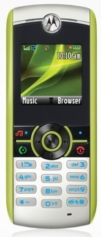 Motorola W233 Eco