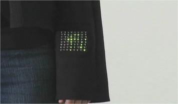 Mensagens, imagens e muito mais na matriz de LEDs