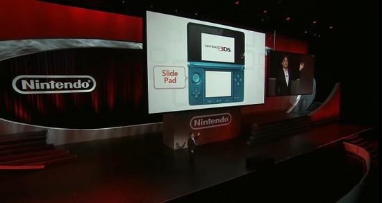 Apresentação do novo console