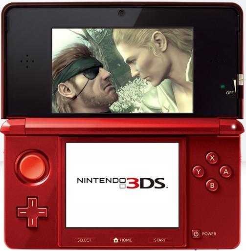 O 3DS fica perto dos olhos, por isso o efeito 3D funciona sem óculos