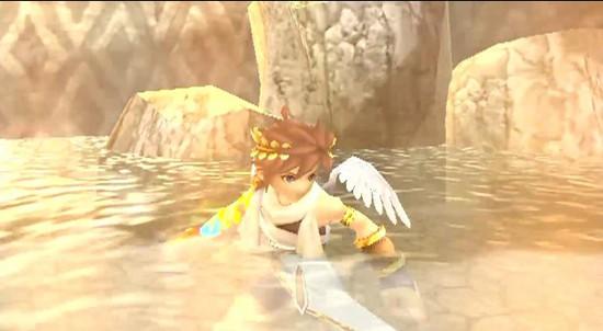 O retorno de Kid Icarus