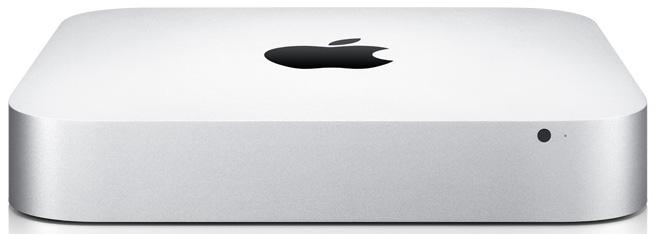 Mac Mini Server não dispõe da entrada para disco ótico. No lugar do SuperDrive, um HD de 500 GB.