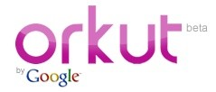 Logo do Orkut.