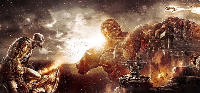 Placa da NVIDIA também surpreende com God of War 3