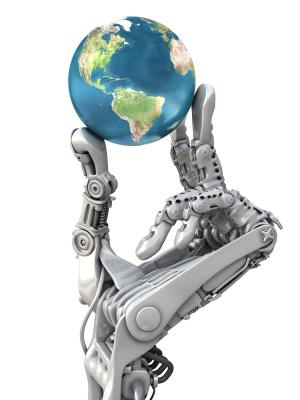 As tecnologias dominam o mundo.