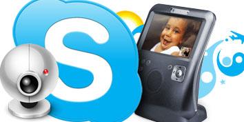gravar video skype