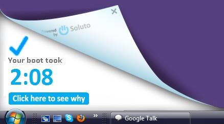 Tempo de Boot do Windows