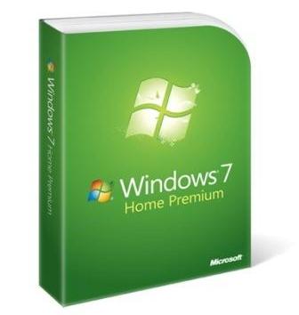 Windows 7 Home Premium.