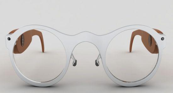 Sentidos ampliados: óculos do futuro têm legendas e falam com sigo 15807